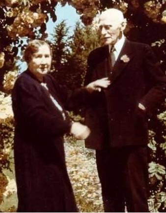 Jennie & Robert Butchart