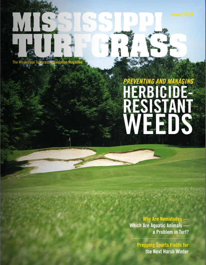 First Edition MS Turfgrass Magazine
